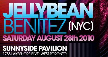 The Legendary JELLYBEAN BENITEZ @ Sunnyside (Sat Aug...