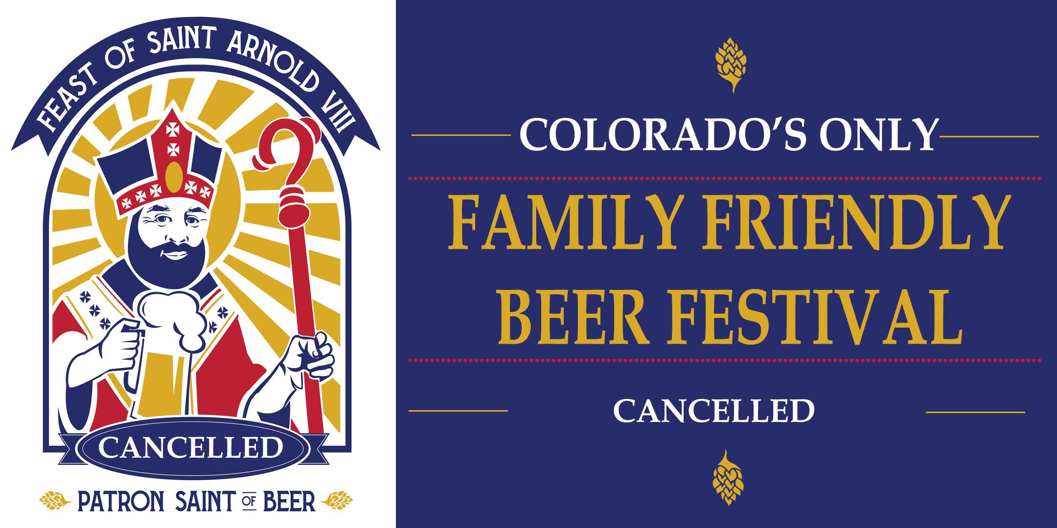 Feast of St Arnold VIII Family Friendly Beer Festival - CANCELLED