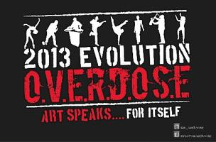 Evolution O.V.E.R.D.O.S.E. 2013