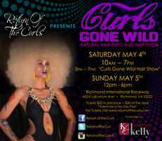 Curls Gone Wild Virginia *TICKETS ONLY AVAILABLE AT...