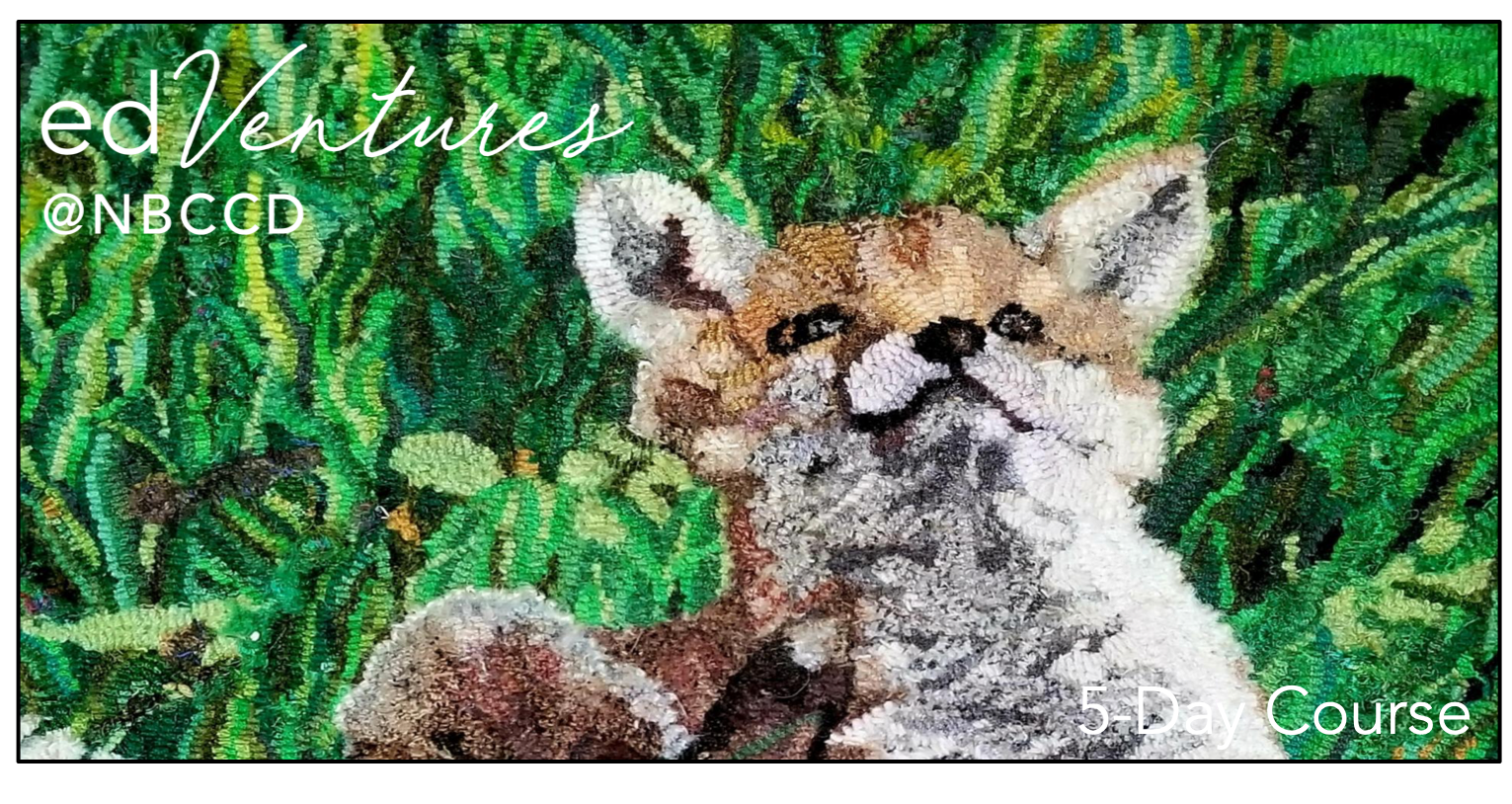 Introduction to Traditional Rug Hooking - Caroline Simpson