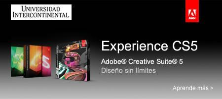 Experience CS5