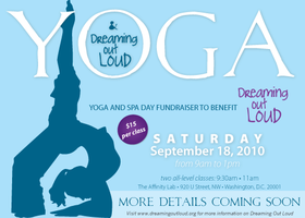 Yoga and Spa Fundraiser