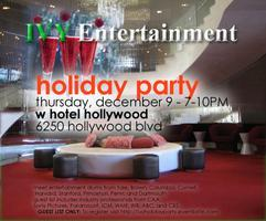 5th Annual IVY Entertainment Holiday Party