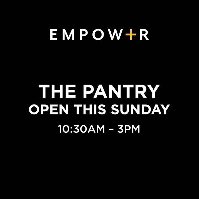 Empower Pantry