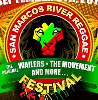 The 2010 San Marcos River Reggae Fest