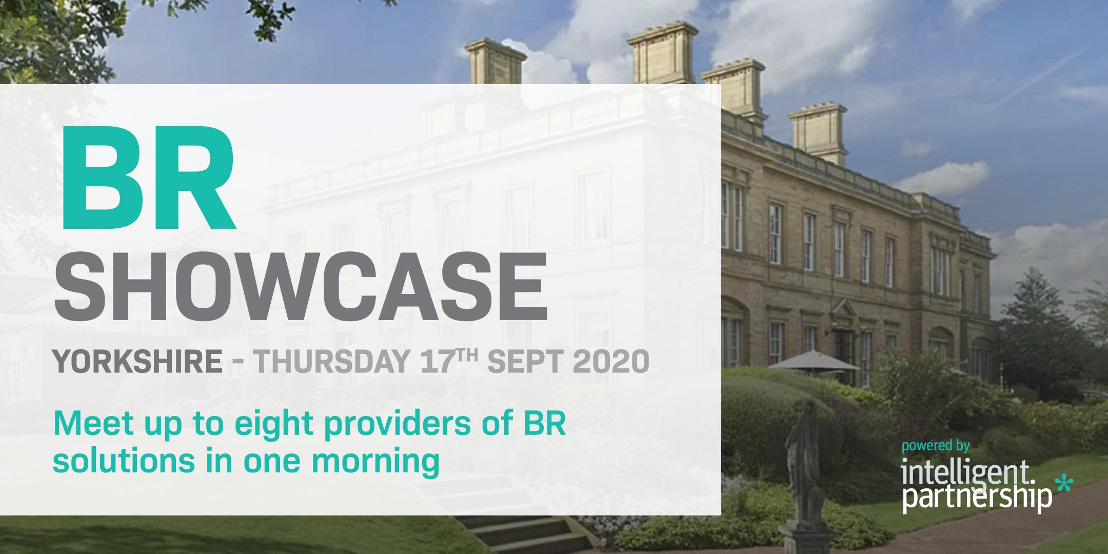 Business Relief Showcase September 2020 | Yorkshire