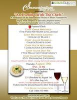 An Evening With The Chefs - Fundraiser for the...