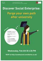 Discover Social Enterprise: Forge Your Own Path After...
