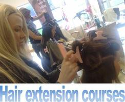 Hair Extensions and Introduction to 12 Techniques in London 2013