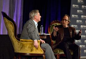 Brunch with Richard Dawkins and Lawrence Krauss