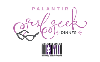 Bay Area Girl Geek Dinner #32: Sponsored By Palantir