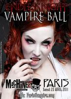 Endless Night Vampire Ball of Paris