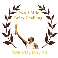 2013 West Philly Runners 26 x 1mile Relay Challenge