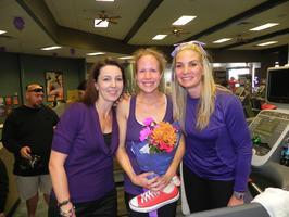 GO PURPLE DAY at Mountainside Fitness (N....