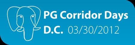 PG Corridor Days - DC