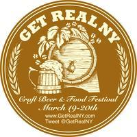Get Real NY Craft Beer & Food Festival -- March 19-20,...