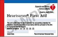 First Aid Skills Session: Aurora-Naperville North, Illinois