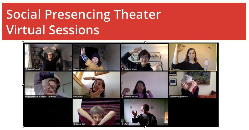 Social Presencing Theater - Virtual Sessions