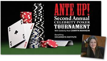 Second Annual Celebrity Poker Tournament