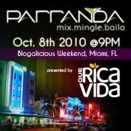 ¡Parranda! mix.mingle.baila