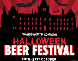 Wandsworth Common Halloween Beer Festival -  2010