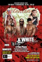 Pre. Valentine Day strip Show, a Red & White Affair
