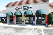 Sistema Universitario Ana G. Mendez - Recinto de la Bahía de Tampa logo