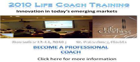 Become a Professional Life Coach