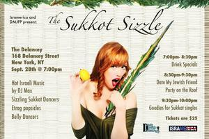 The Sukkot Sizzle