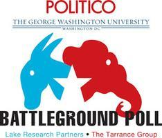 POLITICO-George Washington University Battleground...