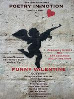 Eve Brandstein's Poetry in Motion: Funny Valentine
