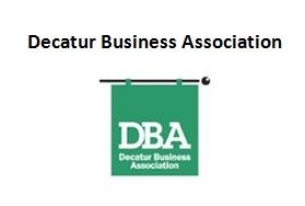 Decatur Business Association Events Sponsor Meeting