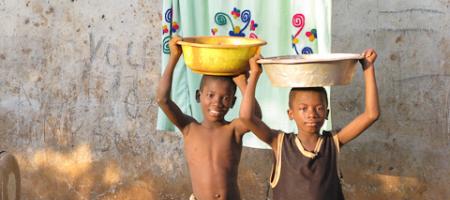 GUINEA KIDS OPEN HOUSE 2010
