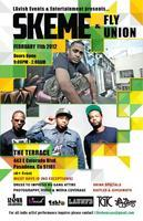 LAvish Events Presents Skeme & Fly Union Live Feb 11th