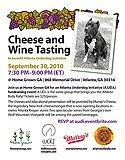 Cheese and Wine Tasting to benefit Atlanta Underdog Ini...