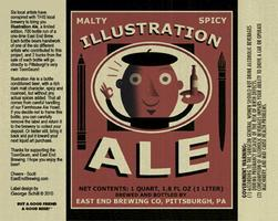 Illustration Ale Beer Release Party at the ToonSeum