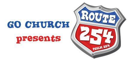 """GO Church's 2010 VBS: """"Route 254"""""""