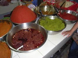 Artist Cooks: Chaudry cooks curry
