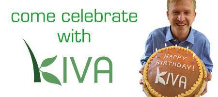 Kiva's 5th Birthday Party