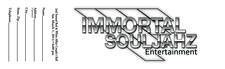 Immortal Souljahz Ent. logo