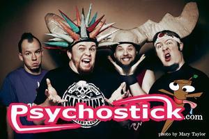 Psycostick, Circus of Dead Squirrels, Ventana & As...