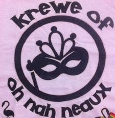 The Krewe of Oh Nah Neaux logo