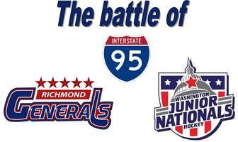 Richmond Generals vs. Washington Junior Nationals