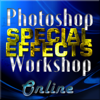 Photoshop Creative & Fun Special Effects (Part 2)