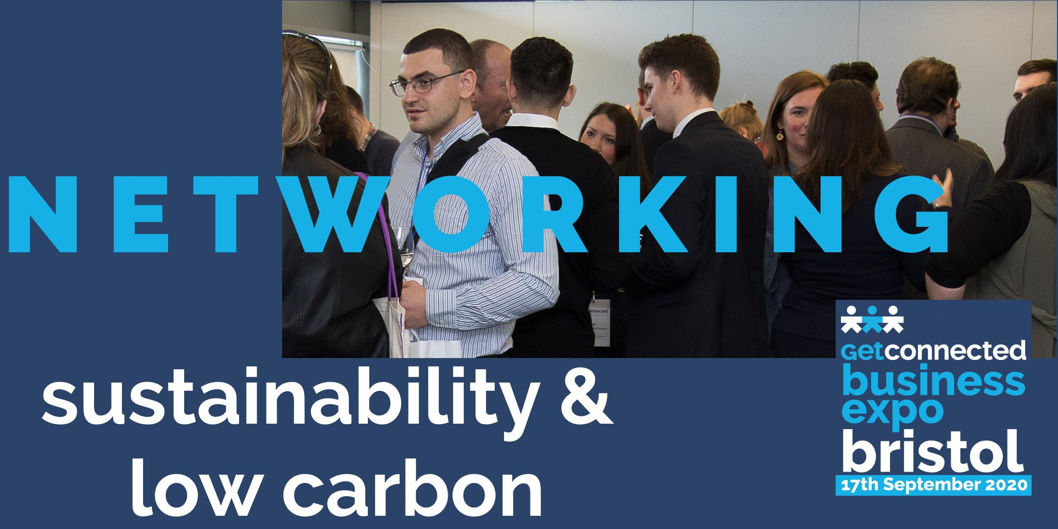 Networking for Sustainability and Low Carbon
