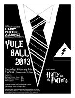 Yule Ball 2013