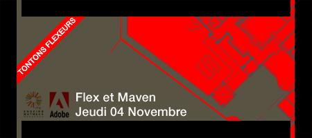 Flex et Maven