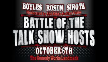Battle of the Talk Show Hosts!
