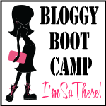 Bloggy Boot Camp- Boston